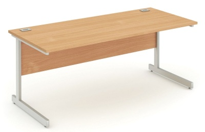Abacus Rectangular Desk