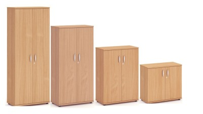 Abacus Wooden Cupboards