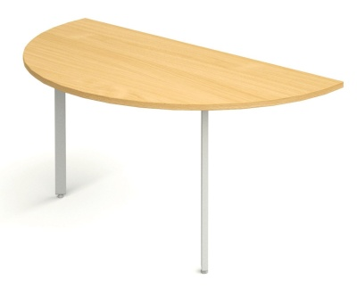 Abacus Half Moon Meeting Table