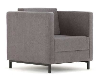 Earl Armchair Front Angle
