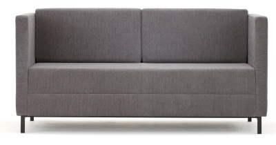 Earl Two Seater Sofa Front Face