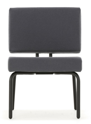Academy Side Chair Rear View