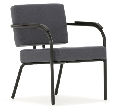 Academy Armchair Front Angle