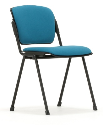 Max Conference Chair Front Angle