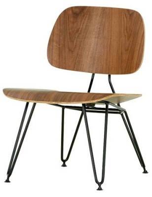 Tilo Designer Chair In Walnut