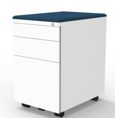 Rexel Pedestal With Upholstered Top
