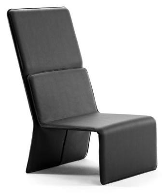 Shey High Back Modular Seating In Black