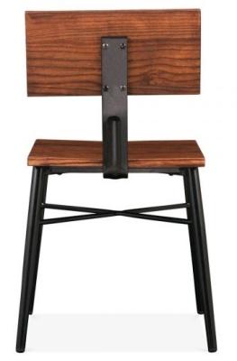 Taco Industrial Chair Rear View