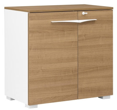 Xenon Low Cupboard In Cherry