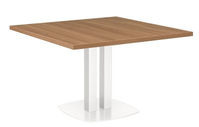 Xenon Square Meeting Table With A Cherry Top