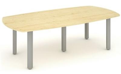 Revolution Boardroom Table In Maple