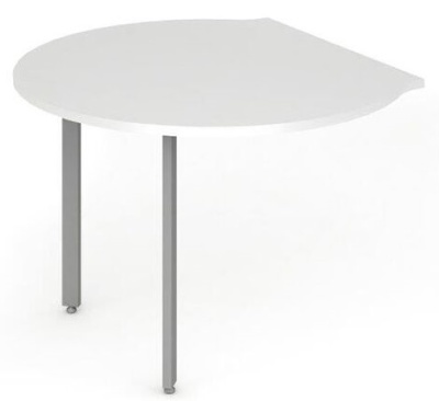 Revoloution Large Desk Meeting End In White