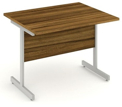 Revolution Desk Return In Walnut