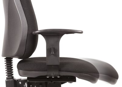 Ergo Dynamic Chair Forward Seat Slide
