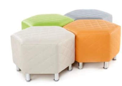 Hexa Quilted Stools 2
