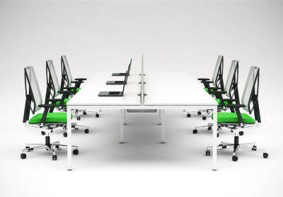 Noval U Frame Benhh Desks