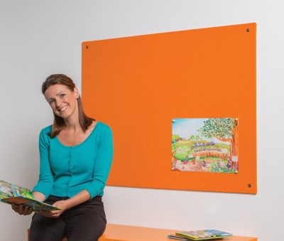 Colourway Frameless Noticeboards