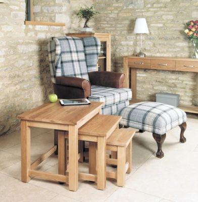 Warwick Nest Of 3 Coffee Tables 3