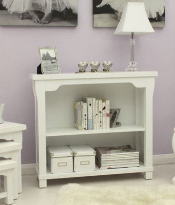 New Englend Low Bookcase