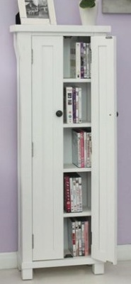 New England DVD Cupboard 2