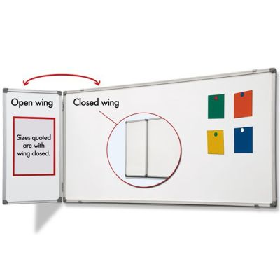 Mb Whiteboard With Confidentiality Wing