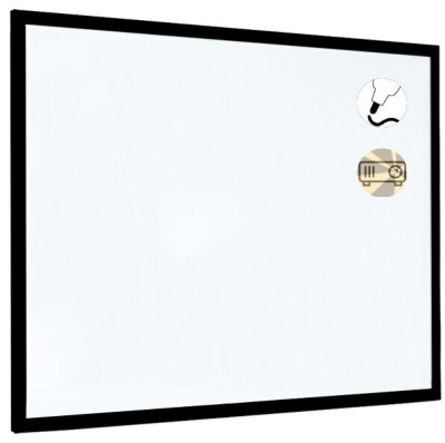 MB 149 Projection Screen Black Frame