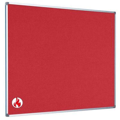 MB Flame Retardant Hessian Noticeboard