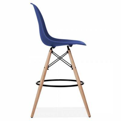 Dsw Stool Royal Blue Seat 3
