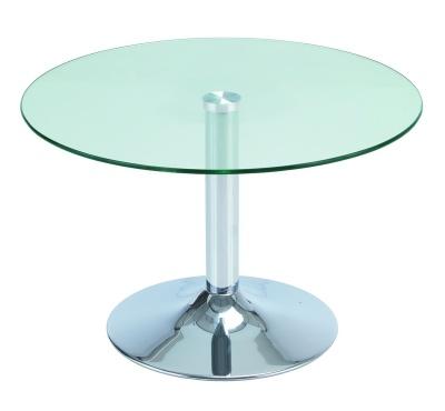 Crystal Glass Coffee Table
