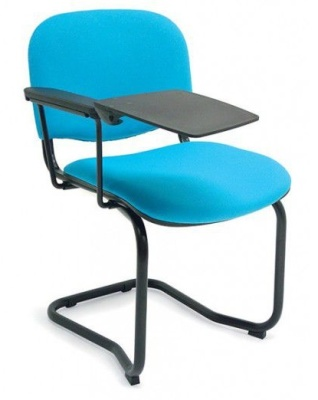 CP Cantilver Chair With A Writing Tablet