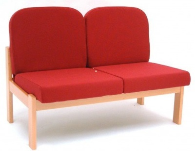 Mabndana Two Seater Sofa Without Arms