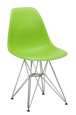 Eames DSR Chair Green Ch V2