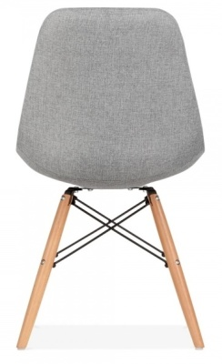 Eames Inspired DSW Chair Rear View