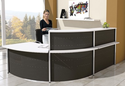 Genua Plus V2 Reception Desk