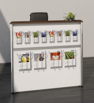 Genua Plus Reception Desk V7