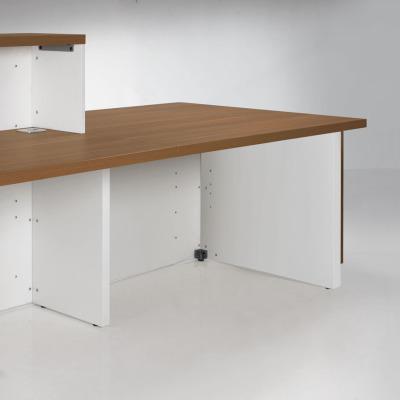 Visage Reception Desks Example Shot From Rear