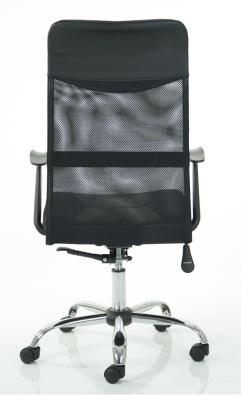 Volta High Back Chair Rear View