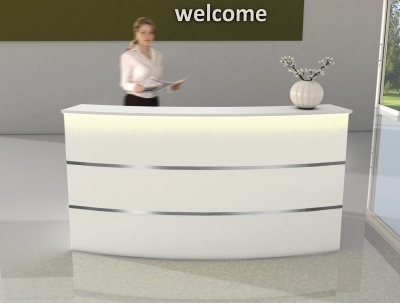 Padota Reception Desk Front