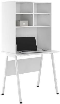 UCLIC Aspire Desk With Open Hutcmh 2