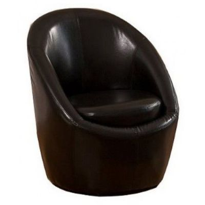 Monroe Tub Chair Dark Brown