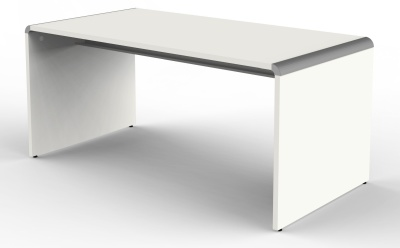 Modem Designer Desk In White