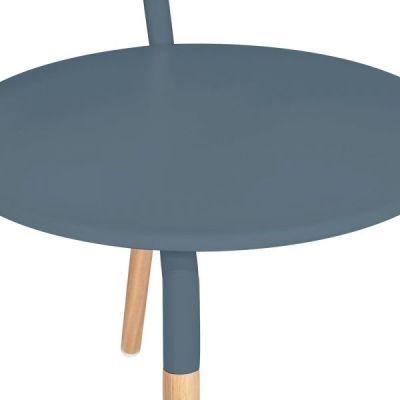 Odense Dining Cahir Dark Grey Seat Detail