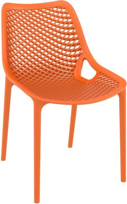 Percy Side Chair In Orange
