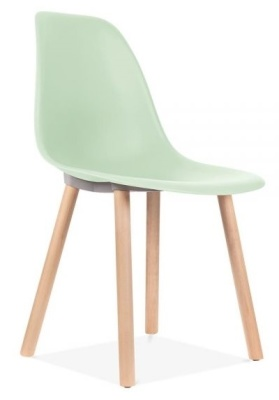 Mondanza Char Peppermint Seat Front Angle