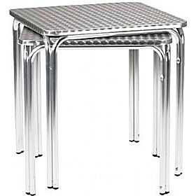 Rendell Outdoor Stackable Table 2