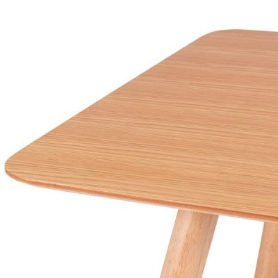 Sydney Rectangular Table Natural Top Detail