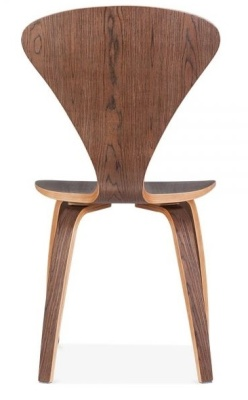 Chefrner Chair In Walnut Rear View