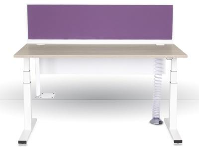 E Mobile Sit Stand Desks 4