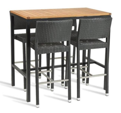 Susie Bar Height Dining Set No 2
