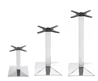 Kingston Chrome Table Bases
